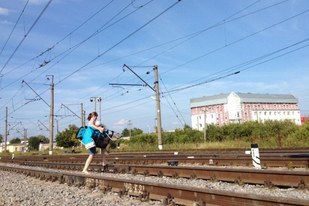 На облаштування переходів на коліях потрібен дозвіл залізниці