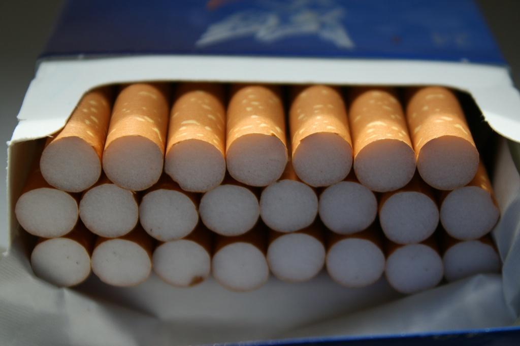 Цигарки з «імунітетом»