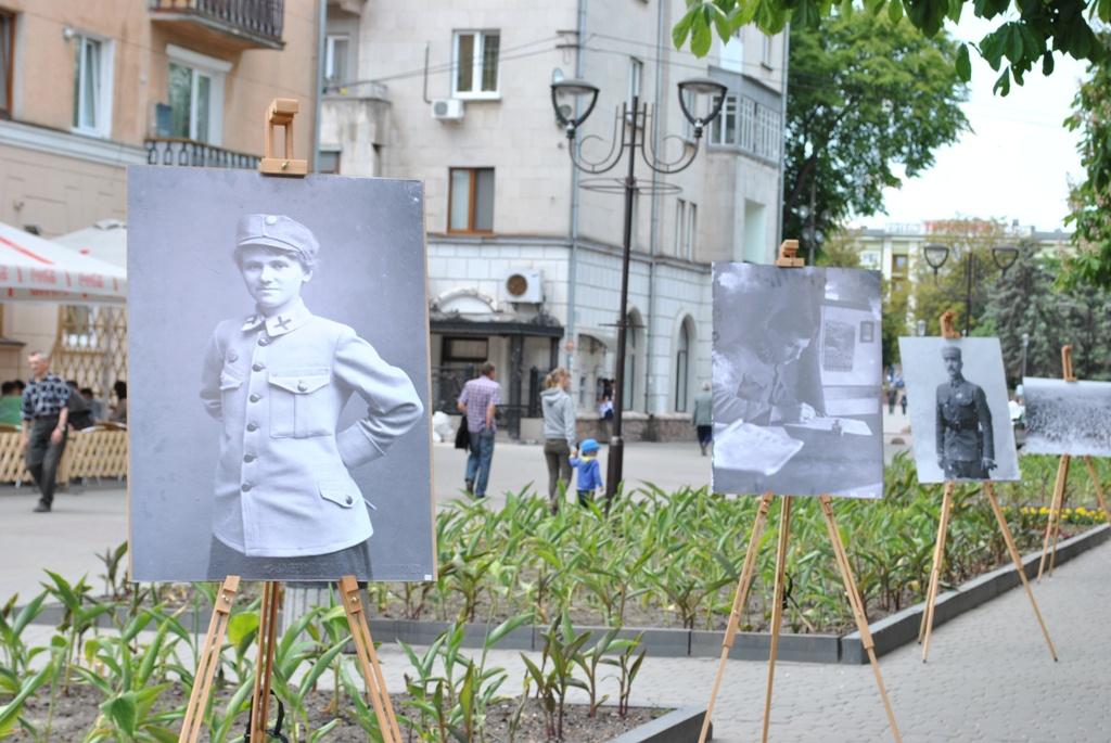 Рідкісні світлини січових стрільців можна побачити в Тернополі