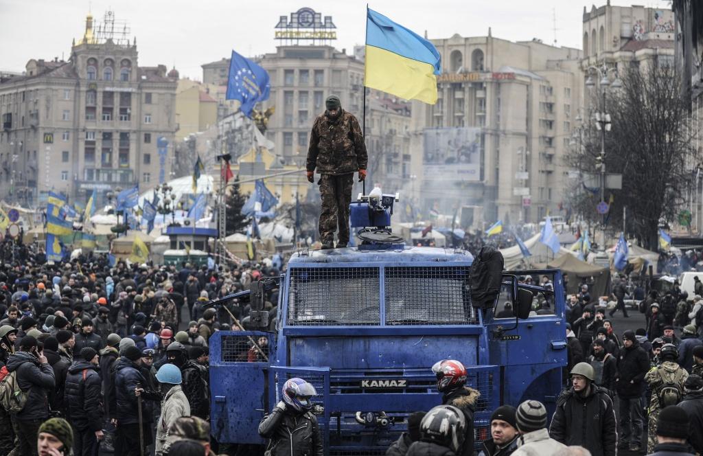 Наш третій Майдан — на Донбасі