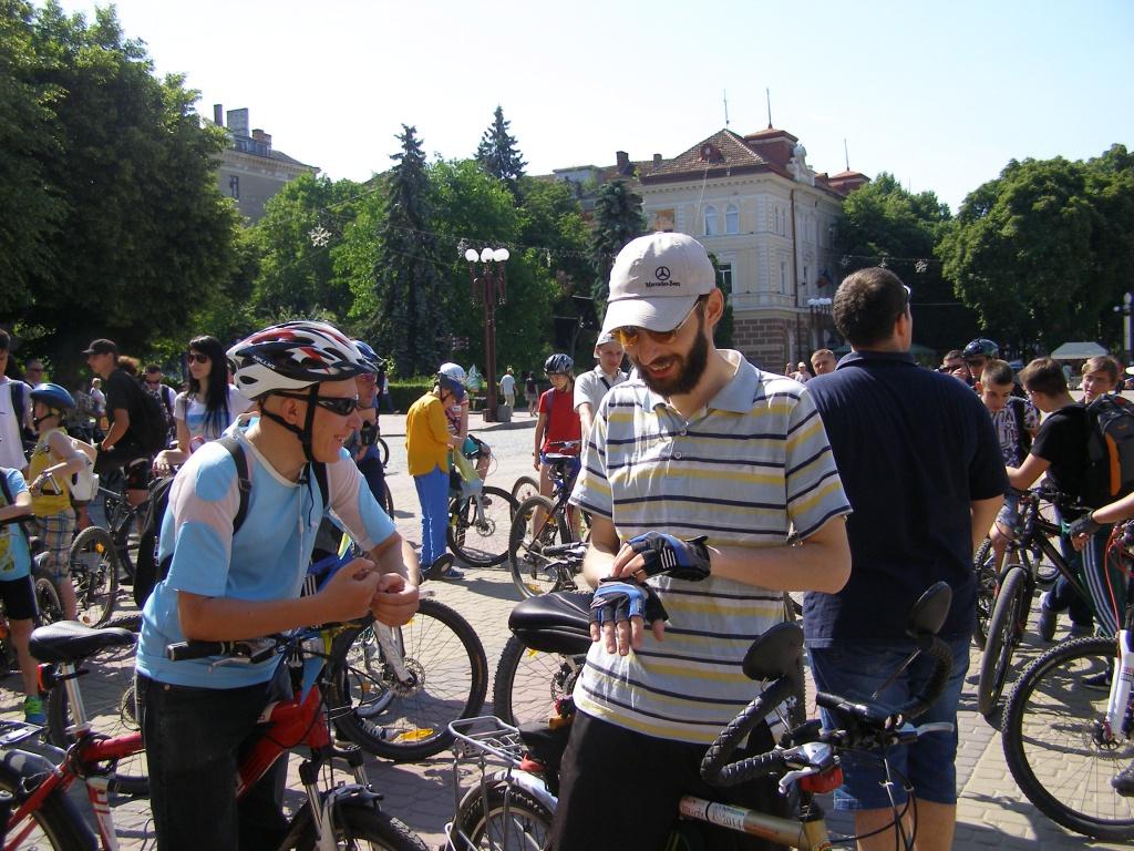 Всеукраїнський велодень