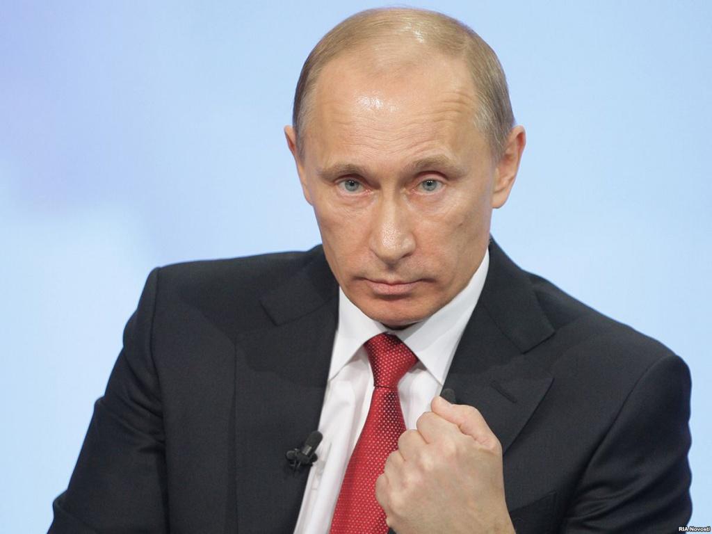 Про Путіна забули