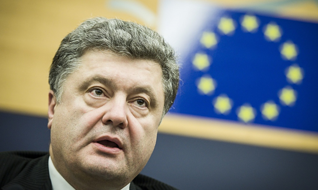 Україна Порошенка vs Захід