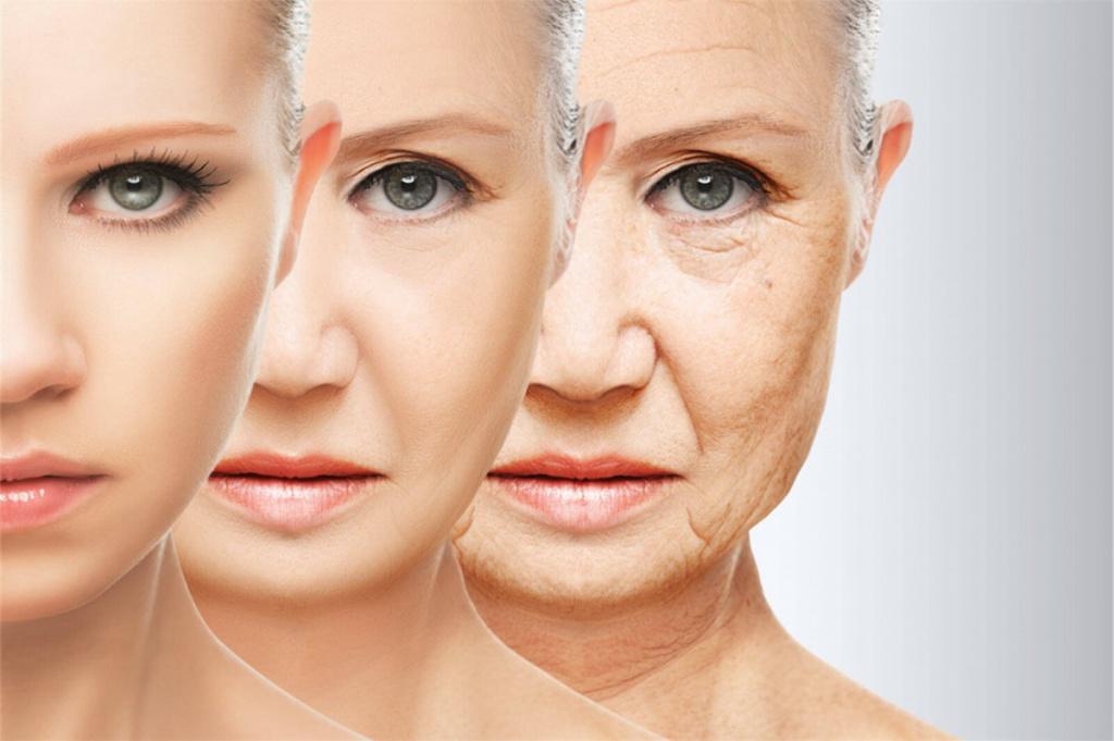 Вільні радикали – причина передчасного старіння