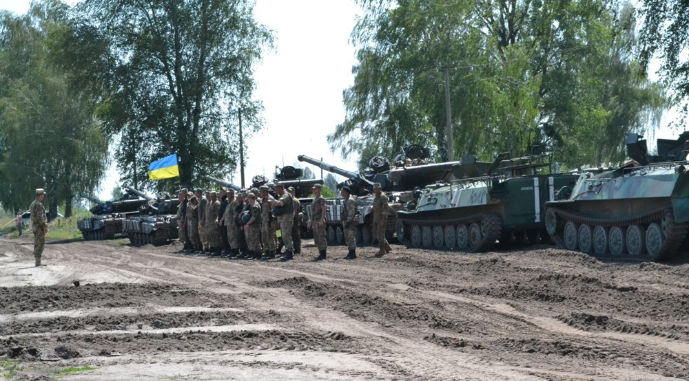 Волинські гросмейстери танкової партії
