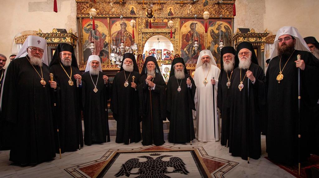 Об'єднання церкви і нації
