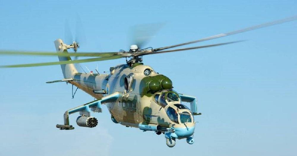 Україна випробувала модернізований ударний вертоліт