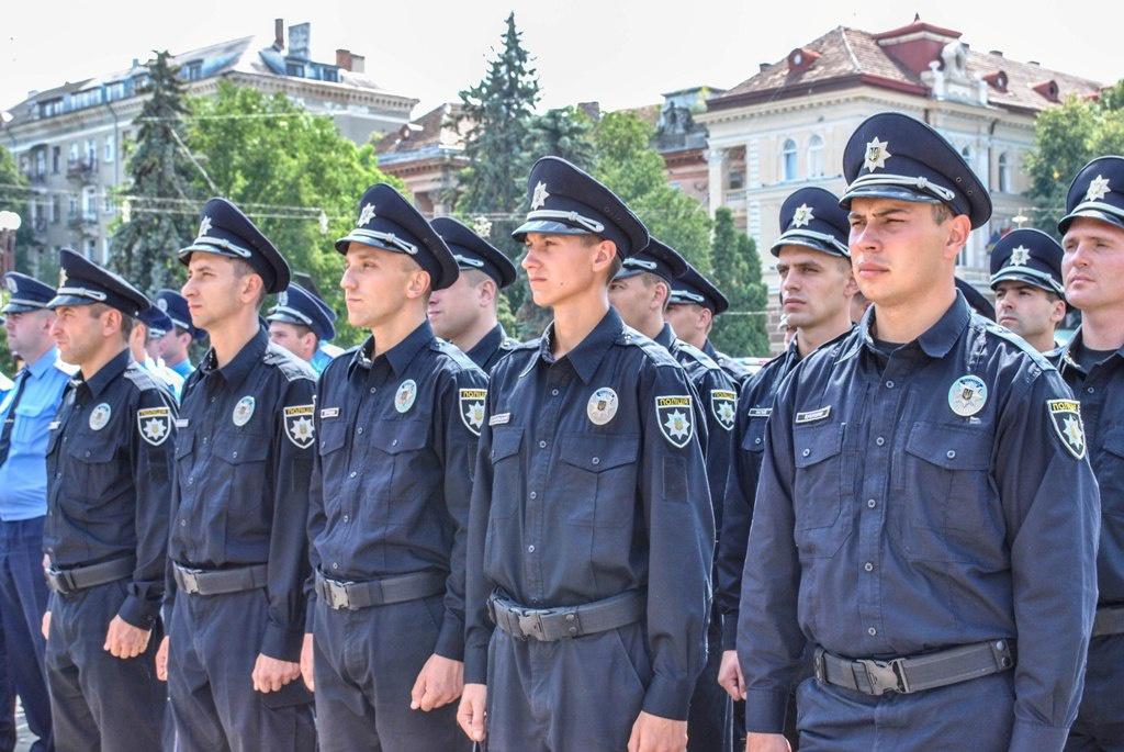 День Національної поліції в Тернополі