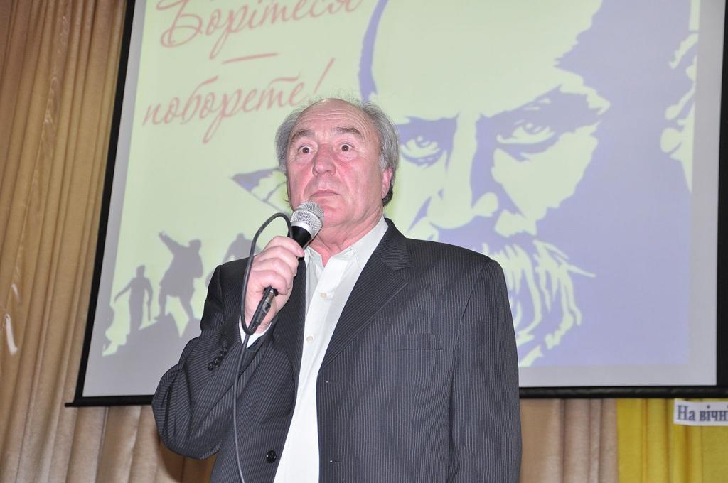 """В'ячеслав ХІМ'ЯК: """"Актор – це божа професія"""""""