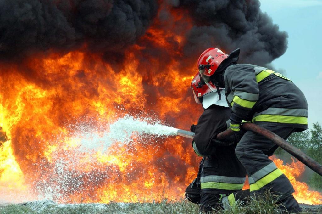 На Тернопільщині згоріла жінка