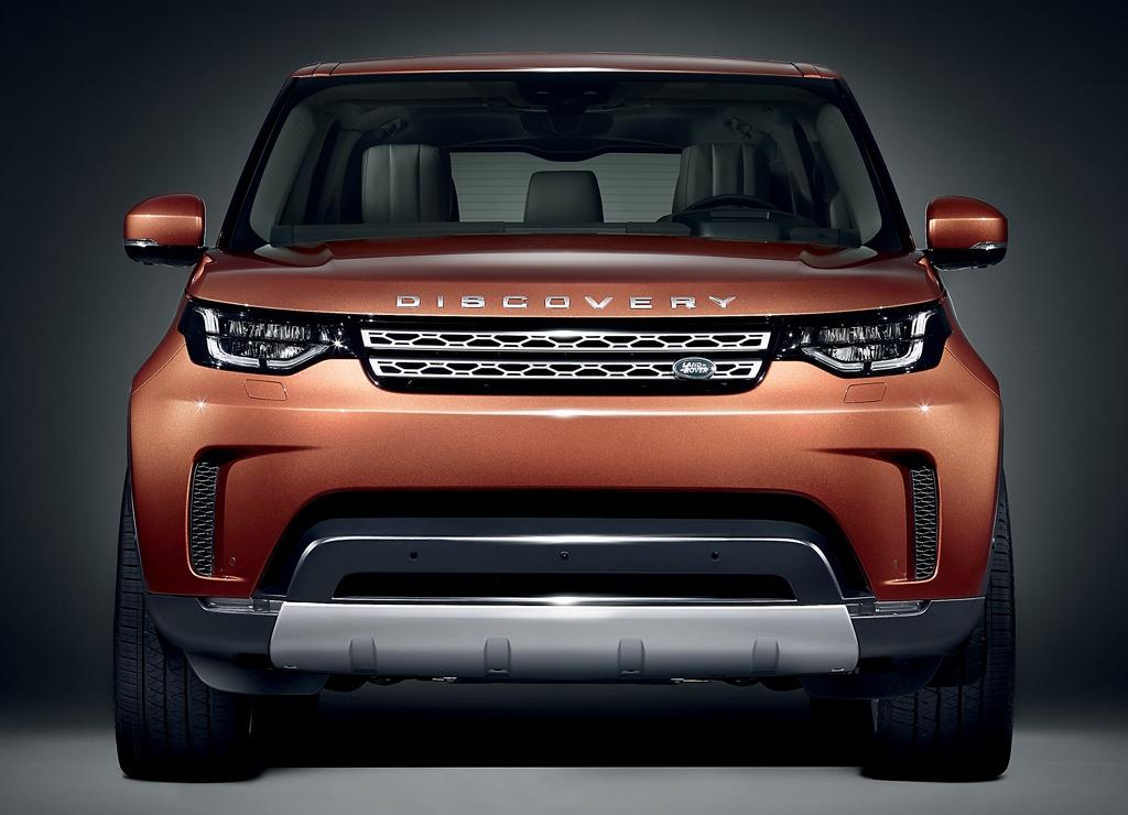 Цікаві факти про новий Land Rover Discovery