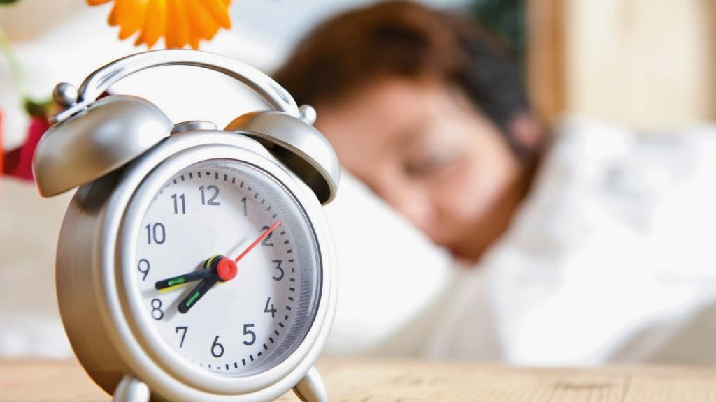 Не забудьте довше поспати