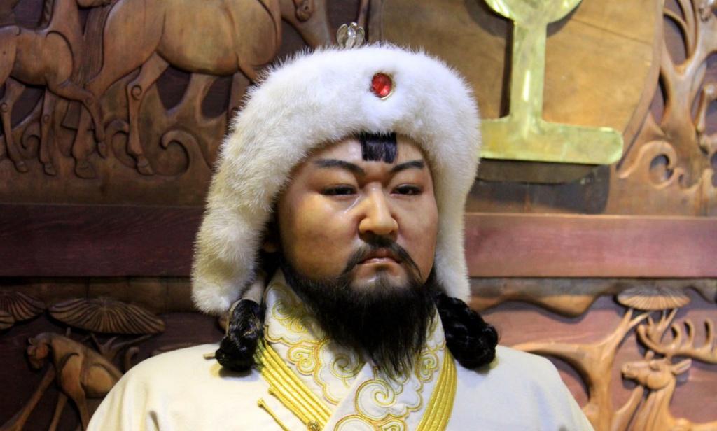 Ким був Чингісхан?