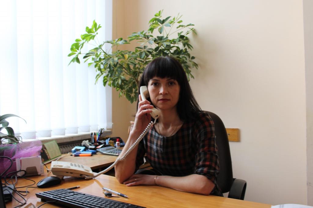 Лілія ВОЛЯНЮК: «Первинні документи зберігаються»