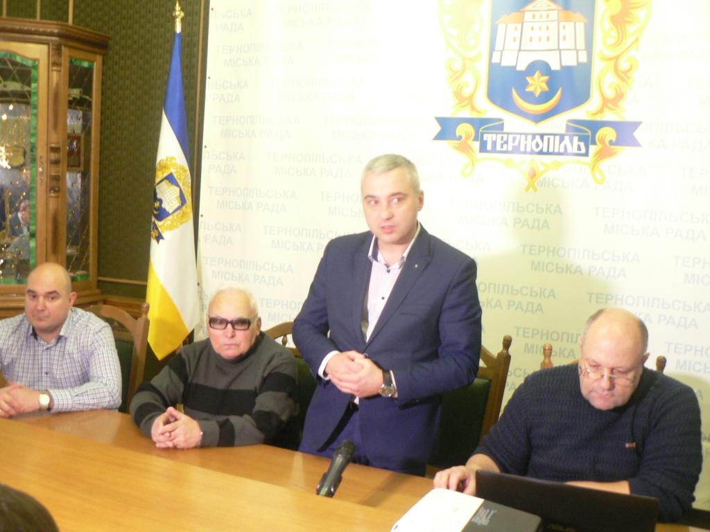 Спортивний комплекс у Тернополі таки збудують