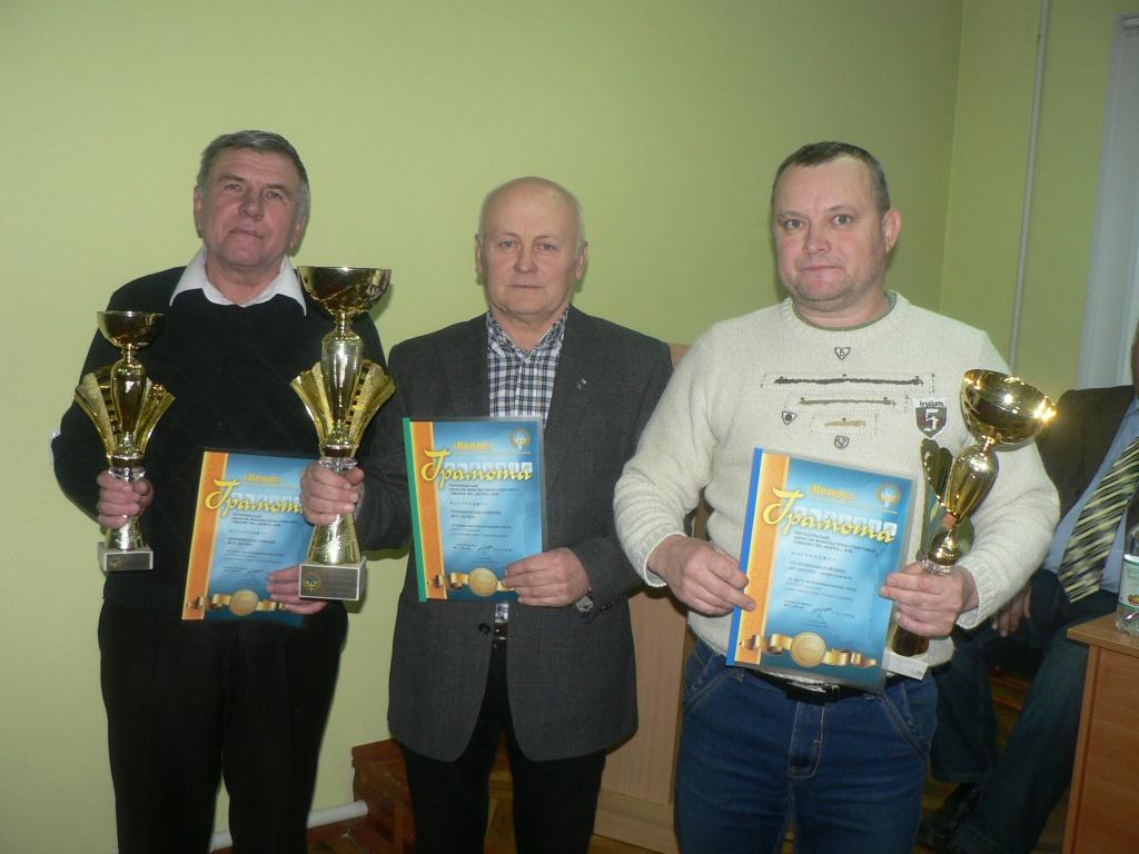 Лауреати визначені, нагороди вручені