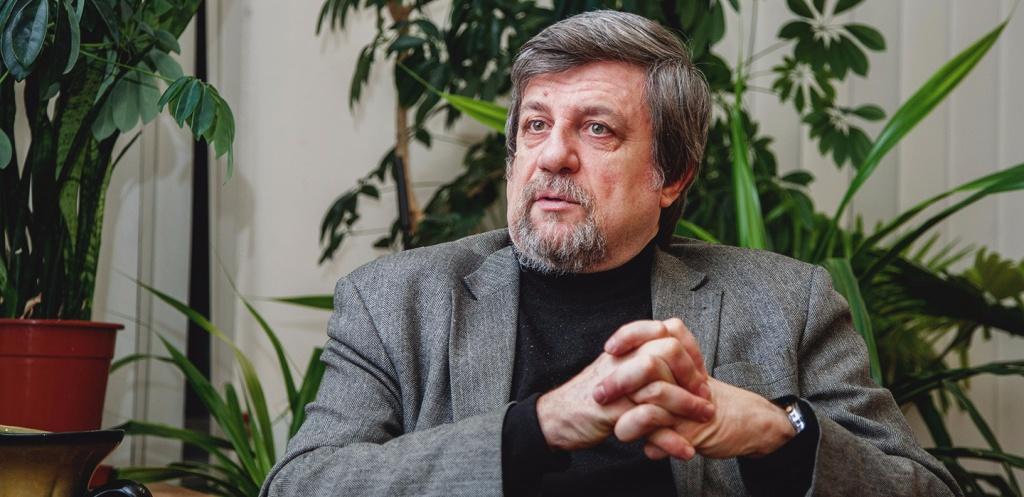 Сергій ТРИМБАЧ: «По-справжньому переміни тільки означені. Але вони мусять бути»
