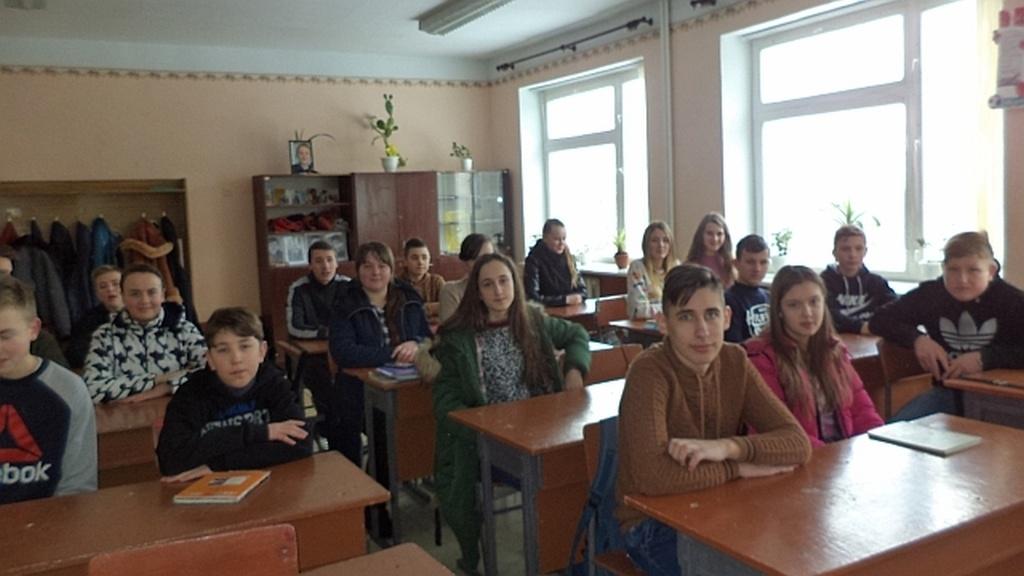 Акція «Випускник» у школах сіл Бучаччини