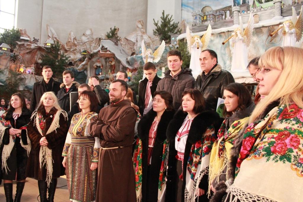 У Тернополі відбувся другий фестиваль хорових колективів