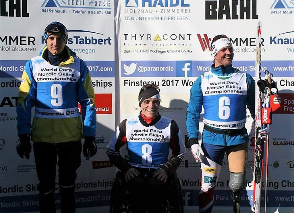 Три гонки — три срібні медалі світової першості