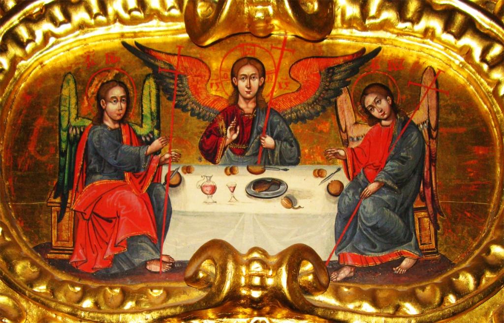 Празник, що вшановує Святу Трійцю