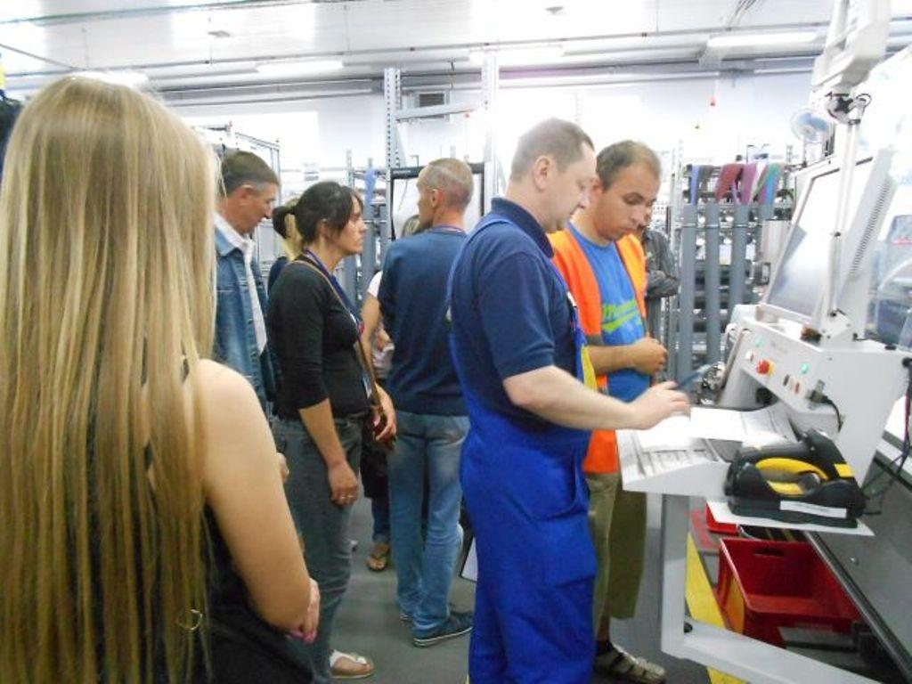 ТзОВ «Електроконтакт Україна» потрібні додаткові робочі руки