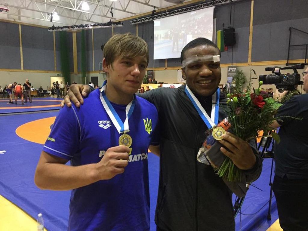Молодший лейтенант і два солдати — чемпіони світу серед військовослужбовців
