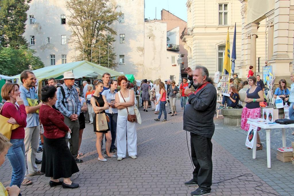 Ювілейний Форум видавців відкриє Президент України