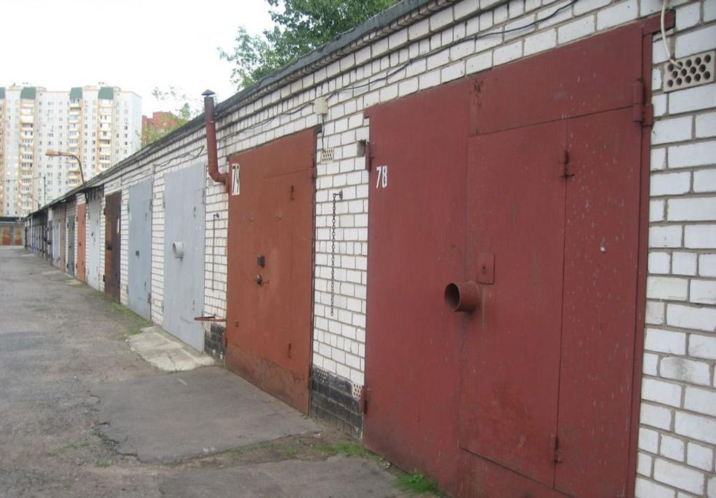 Для сусіда гараж, для казни — податок