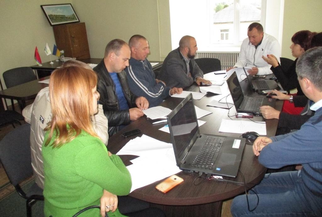 Вишнівецька ОТГ — одна з перших в Україні, де ухвалено програму розвитку підприємництва