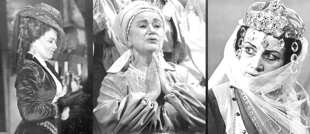 Марія ГОНТА: «ДЛЯ МЕНЕ НАВІТЬ ПИЛ У ТЕАТРІПАХНЕ ФРАНЦУЗЬКИМИ ПАРФУМАМИ»
