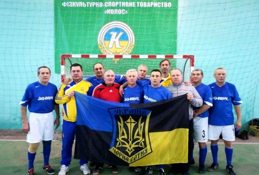 Всеукраїнська «бронза» козівських ветеранів