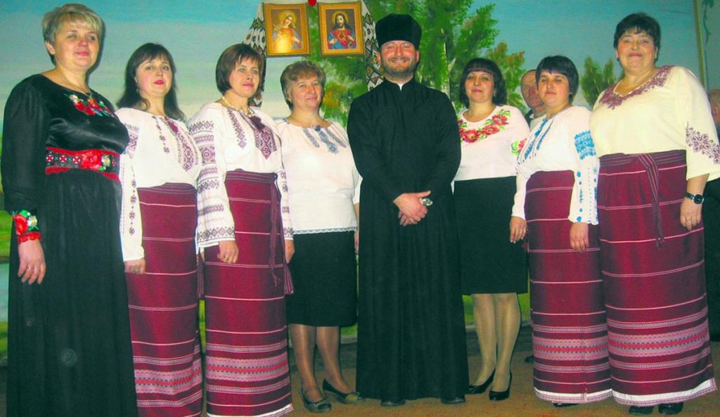 ПІСНІ ВЕЛИЧАЛЬНІ БОГОВІ СПІВАЛИ. У Щепанові урочисто відзначили 25-річний ювілей церкви