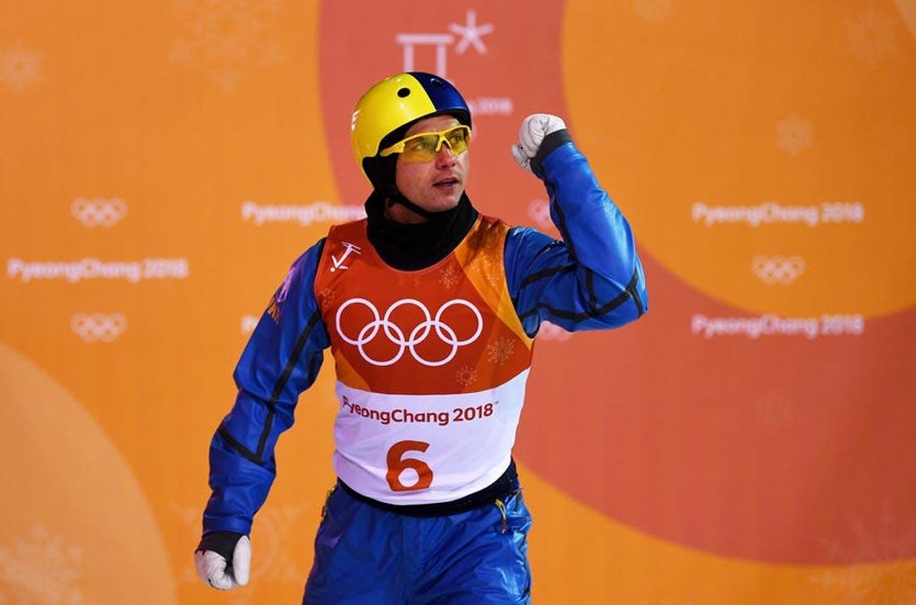 Олександр АБРАМЕНКО — олімпійський чемпіон