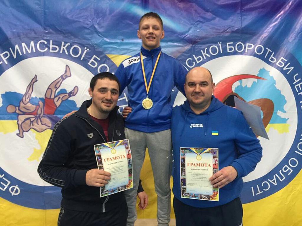 Із Черкас до Києва — на чемпіонат Європи