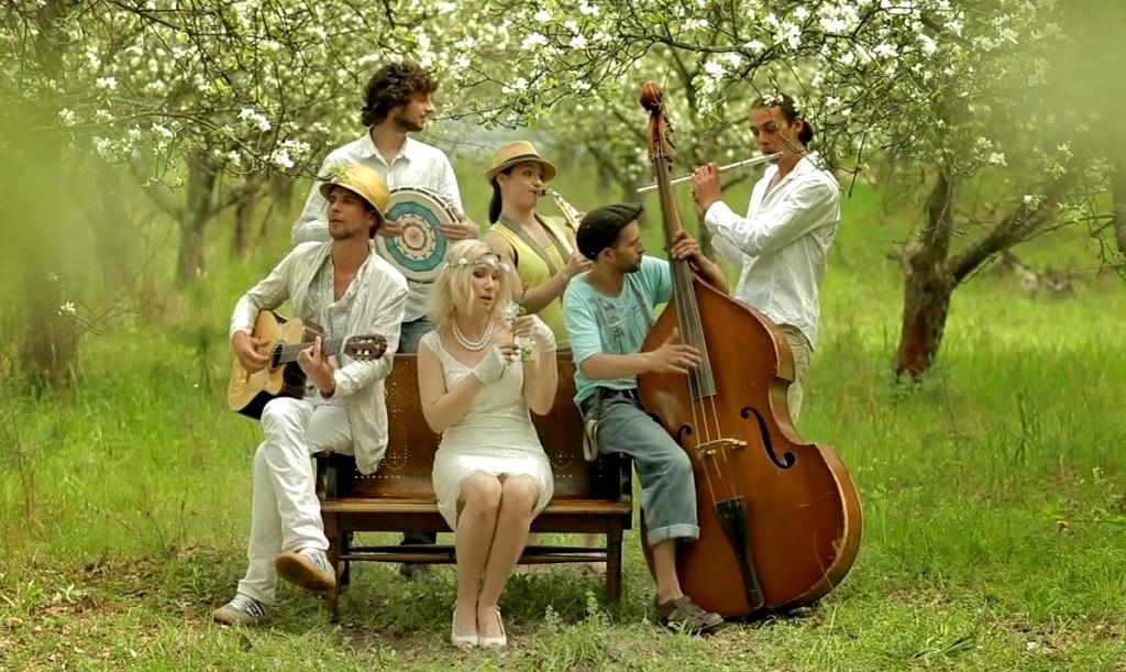 GrozovSka Band – Гілочка Яблуні