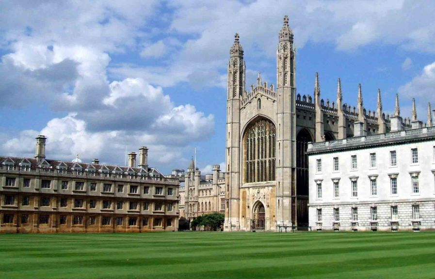 Як тернополянка підкорила Кембридж