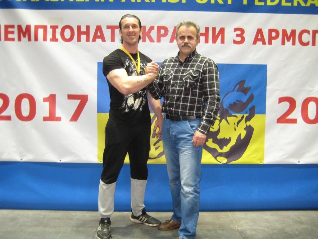 Володимир Гродзік — поза конкуренцією