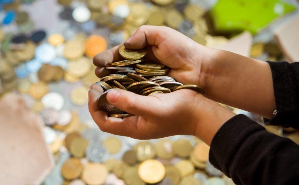 Нацбанк замінює паперові гроші на металеві