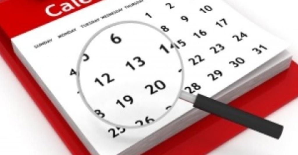 Податковий календар на квітень