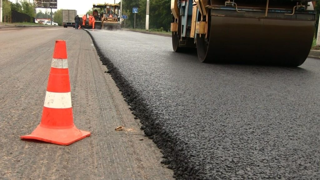 На Тернопіллі триває ремонт доріг