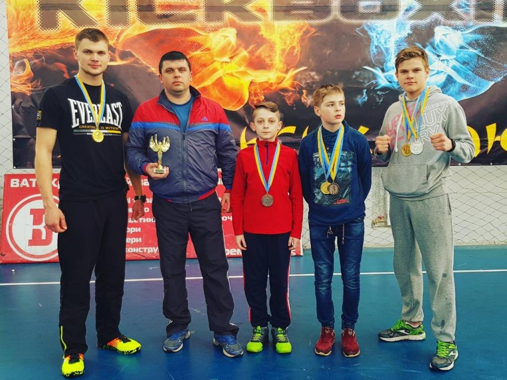 Чемпіонські традиції юних динамівців