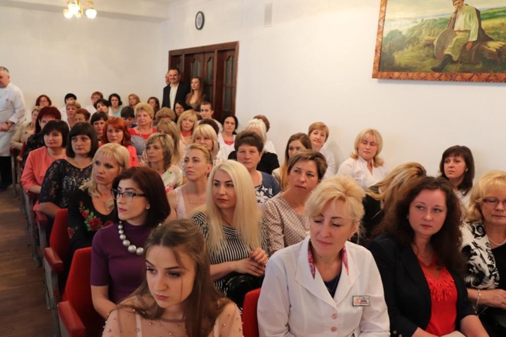 У Тернополі привітали медсестер