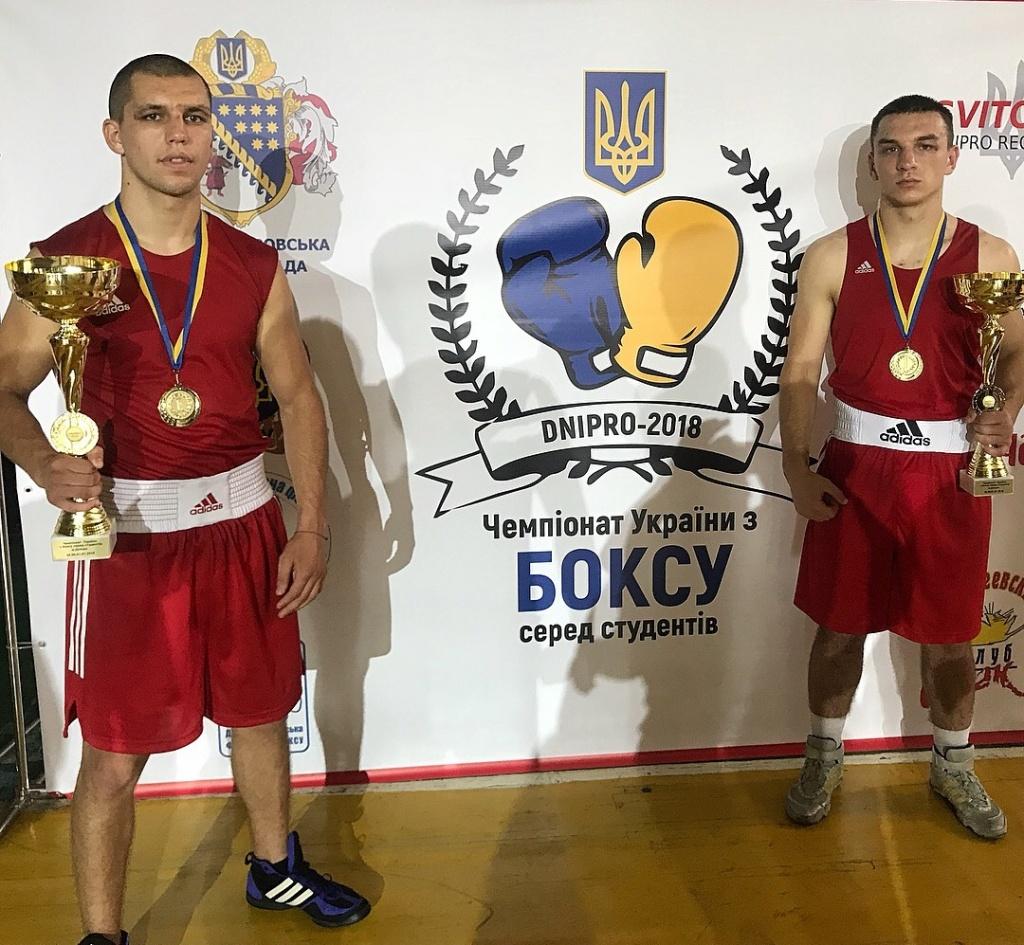 Студентські чемпіони