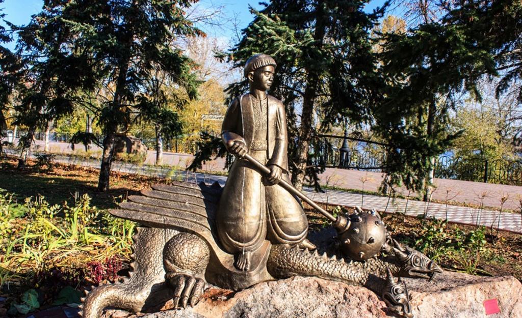 Українська національна мрія у формі народної казки