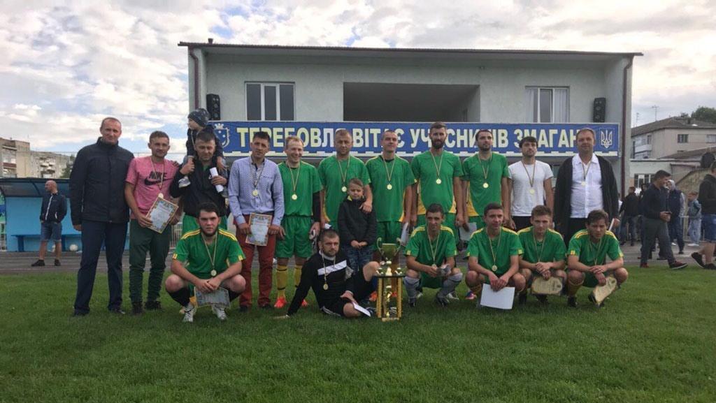 Кубок в аматорів з Лошнева
