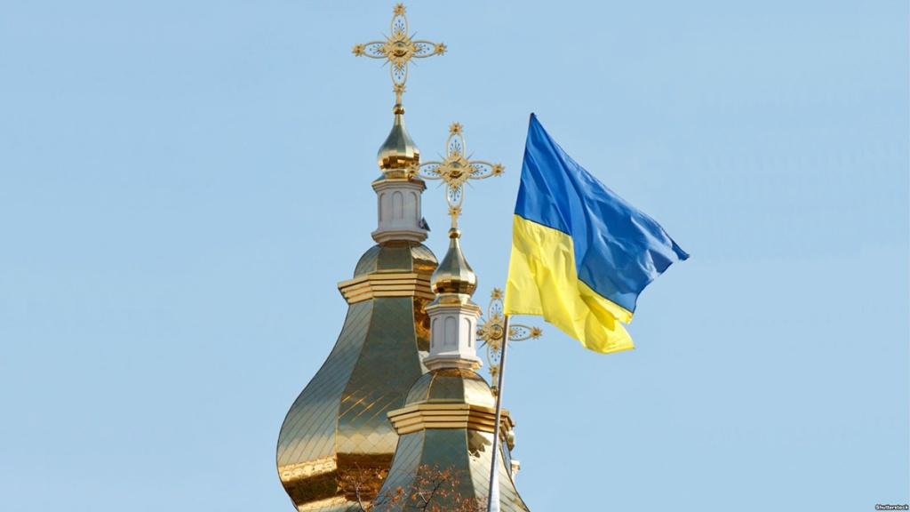 Час працює на Українську церкву