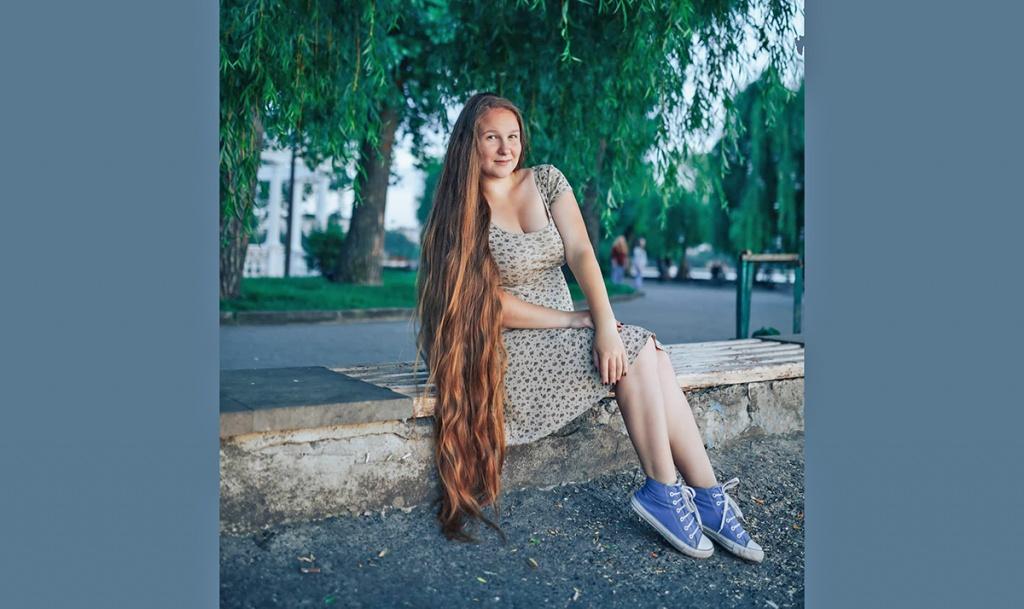 Коли коса гідна рекорду