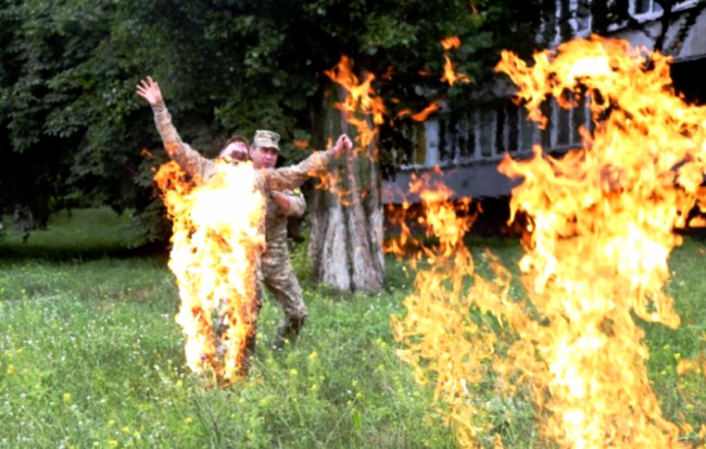 Людина-факел
