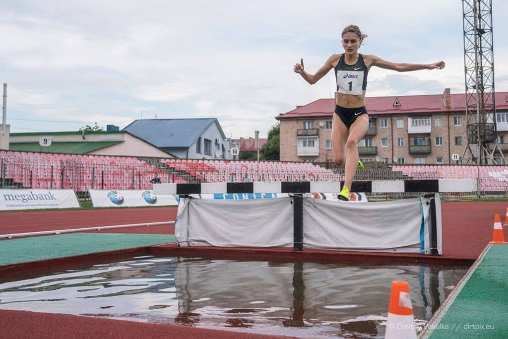Наталія Стребкова — у фіналі